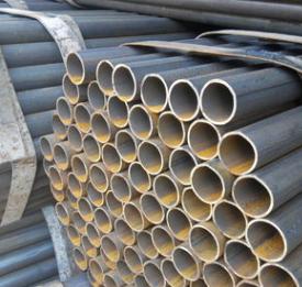 销售高频焊管 工地建筑用脚手架钢管 1.5寸架子管 外架管