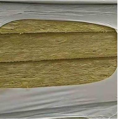 岩棉防火岩棉吸音岩棉板 岩棉吸音板 不燃岩棉