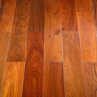 厂家直销实木地板 紫檀实木地板 支持来料加工尺寸定制生产