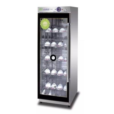 亿盟餐具消毒柜商用不锈钢立式单门大容量食堂消毒碗柜双门保洁柜