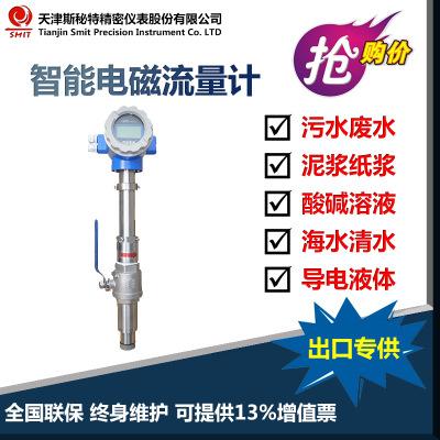 厂家供应SFM热式气体质量流量计小口径定制适用各种腐蚀性气体