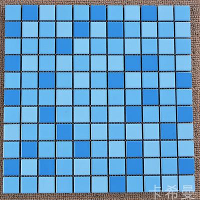 陶瓷马赛克 卫生间厨房马赛克瓷砖 小区工程泳池马赛克