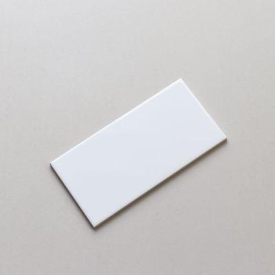 北欧现代风厨房瓷砖白色瓷片 100*200哑光墙砖奶茶店卫生间瓷砖