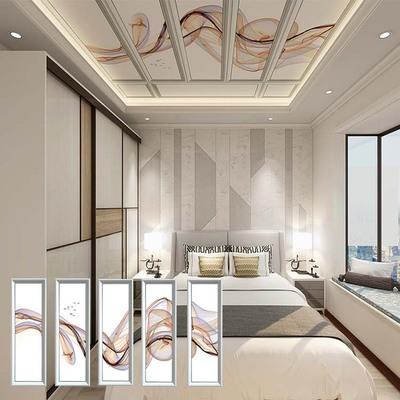 厂家直供集成吊顶大厅天花吊顶套装大板卧室铝扣板