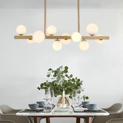 全铜个性吊灯全铜离子吊灯全铜后现代吊灯田园客厅灯吧台餐厅铜灯