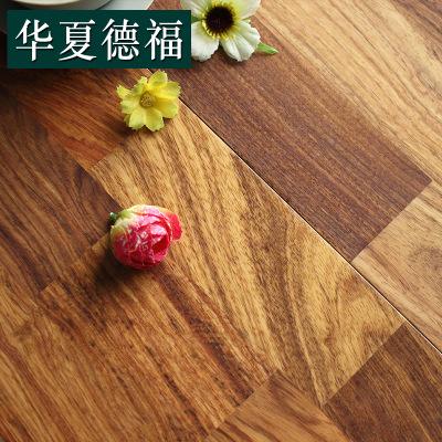 非洲亚花梨(刺猬紫檀)纯正纯实木地板典藏红木耐磨卧室厂家直销