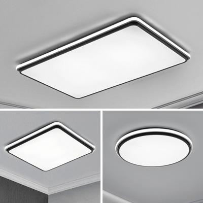 led超薄大厅吸顶灯现代简约客厅灯卧室灯书房灯具