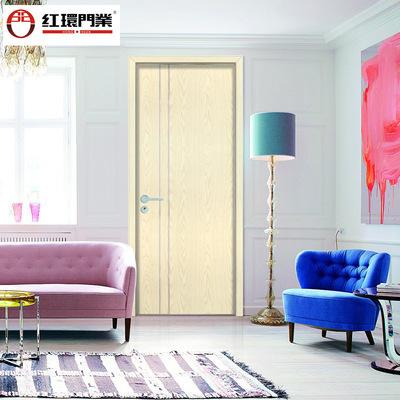 厂家定制铝框封边门 时尚家装铝木门 时尚环保防潮生态铝蜂窝门