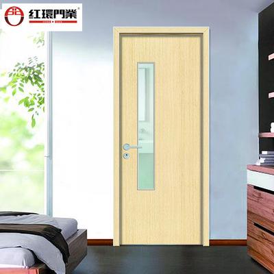 定制生态铝木门 消防通道防火门 绿色环保家居装修专用铝封边房门