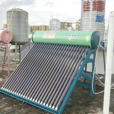 佳耀太阳能热水器 农村家用太阳能热水器 真空集热 屋顶式热水器