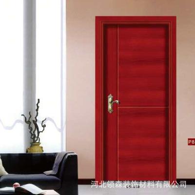 烤漆门包装 室内门板高光生态门 实木复合烤漆卧室门 实木定制