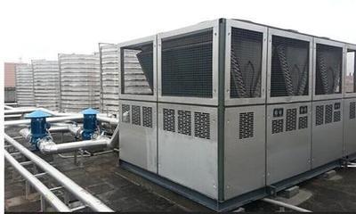 热泵热水工程 商用空气能热水器 学校 酒店 泳池温泉热水