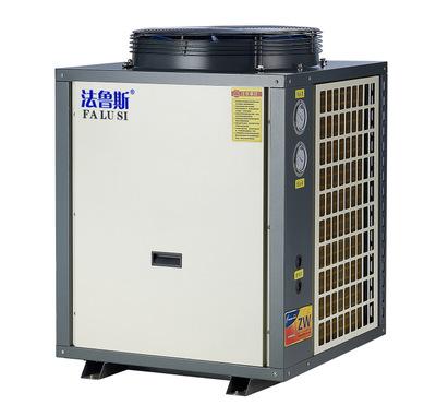5匹空气能热泵热水器南方煤改电空气源热泵采暖商用空气能