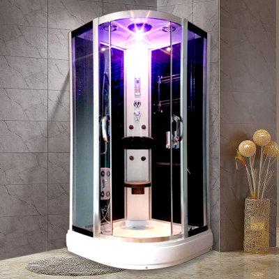 新世爵 整体浴室淋浴房家用卫生间封闭式洗澡卫浴一体沐浴房现货