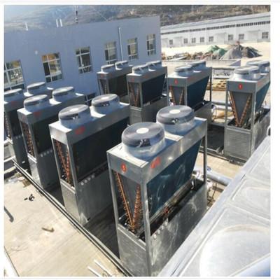 空气能热泵变频采暖 空气源热泵 空气源热泵机组厂家直销