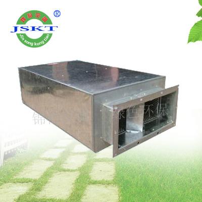 【厂家直销】空调消声器阻抗复合消音器 消声弯头 优质保证