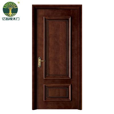 厂家直批新款实木门复合隔音卧室室内门简约欧式复古房间门可定制