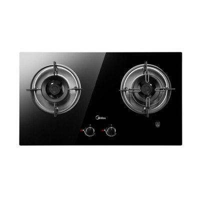 美的(Midea)JZT/Y-MQ7652-GA 大火力钢化玻璃燃气灶安全灶