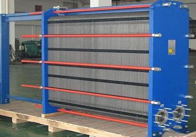 板式热交换器 涂装应用 煤化工行业 板式换热器