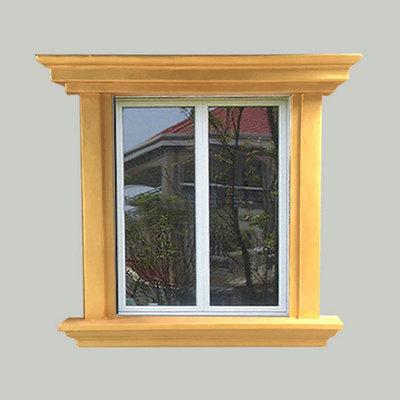 长期供应 欧式外墙角线 外墙窗套线条 窗套线条各尺寸都可定制