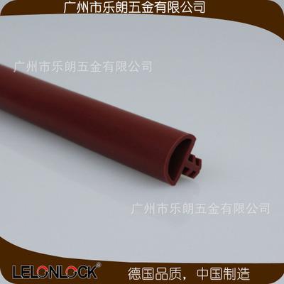 12mm室内门木门卡槽防撞条 门窗密封条 门缝皮条隔音PVC胶条