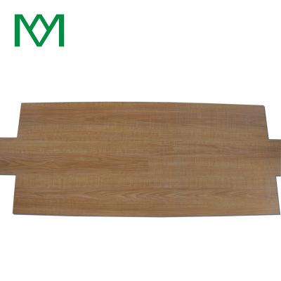 3.5MM加厚仿木石塑锁扣网红仿木地板 家装工装新型环保地毯定制