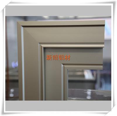 门窗铝材 平开门铝型材 折叠门铝材 佛山推拉门型材生产厂家