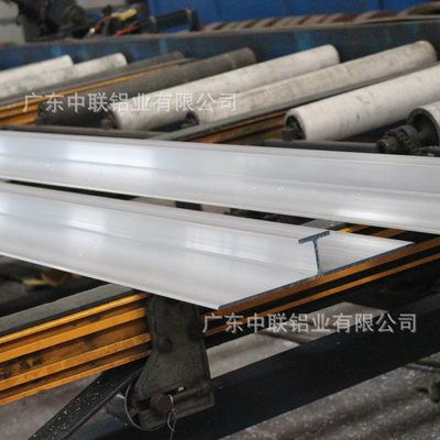 定制6082 6061 6063高硬度铝合金型材 大截面工字铝合金型材