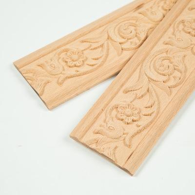 20年老厂专业生产各种科技木实木密度板集成材等装饰木线条质量好