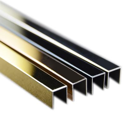 佛山厂家不锈钢装饰线条 304不锈钢u型槽包边条不锈钢踢脚线定制