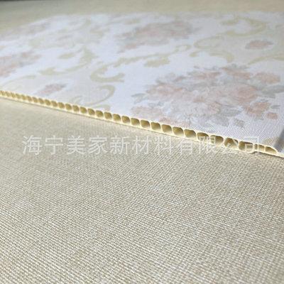 厂家提供欧式石塑墙板 环保石塑板 隔热石塑板