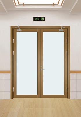 批发销售 厂家供应 钢质防火玻璃门 /消防玻璃门/玻璃门