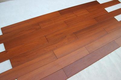 缅甸柚木多层实木地板 广东实木复合地板批发室内欧式木地板定做
