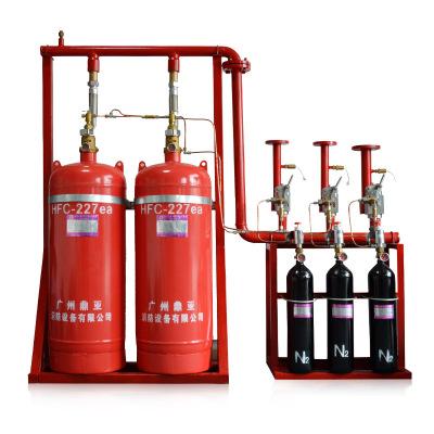 批发柜式七氟丙烷气体灭火系统优质消防器材专卖厂家直销消防设备