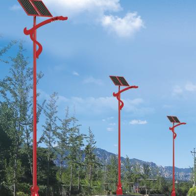 设计方案 6米8米10米风光互补太阳能路灯 LED路灯 高邮路灯厂家