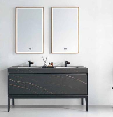 岩板浴室柜可定制浴室柜台下盆LED触摸智能浴镜组合浴室柜DP-1926