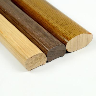 厂家销售工贸一体各种科技木方木皮木线条楼梯扶手等科技木深加工