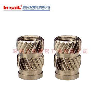 In-saiL 专业制造商热压螺母,热熔螺母 冷压螺母,超声波植入螺母