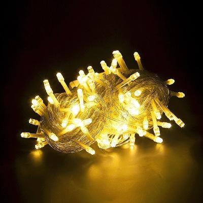 LED彩灯闪灯串装饰灯新年工程亮化满天星户外防水婚庆节日灯串
