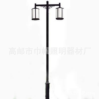 厂家直销3-4米庭院灯 室外公园 小区 道路、钠灯庭院灯户外