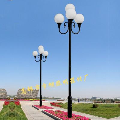大量供应庭院灯户外乡村道路照明,公园住宅小区,庭院等户外庭院灯