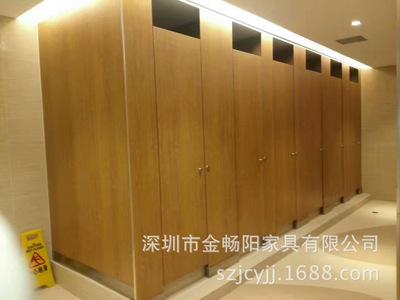 深圳厕所卫浴隔断公共厕所公共冲凉房隔断学校写字楼洗手间隔断