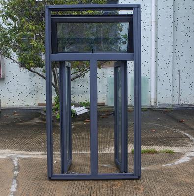 UPVC平开窗 实德 海螺PVC平开窗 中空玻璃UPVC平开窗 带纱窗