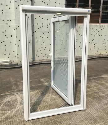 UPVC 塑钢卷帘百叶窗
