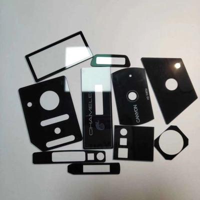 专业提供防雾玻璃加工 安防摄像头钢化玻璃 监控玻璃 可镀AR.AF