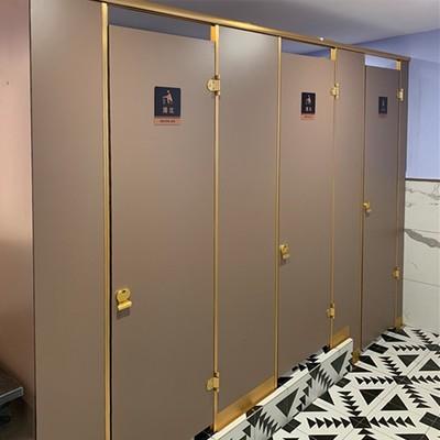 联和工厂直销康贝特板防水淋浴隔断卫生间隔断抗倍特公共厕所隔板