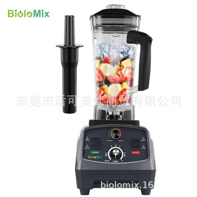 亚马逊跨境出口欧美定时功能搅拌机破壁机料理机Blender Mixer