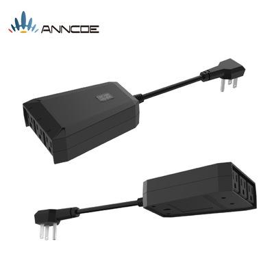 alexa智能插座 户外防水开关智能插座 电源插座 智能家居插座wifi