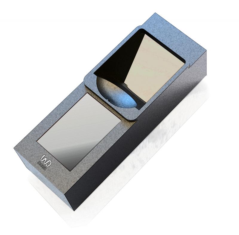 微盾科技点触式超薄指静脉锁模块WDH-338