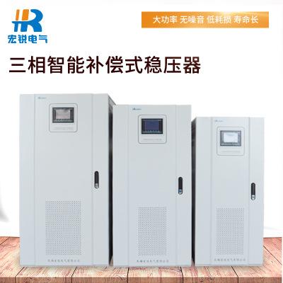 SBW稳压器三相380V补偿式大功率稳压器专稳三不平衡